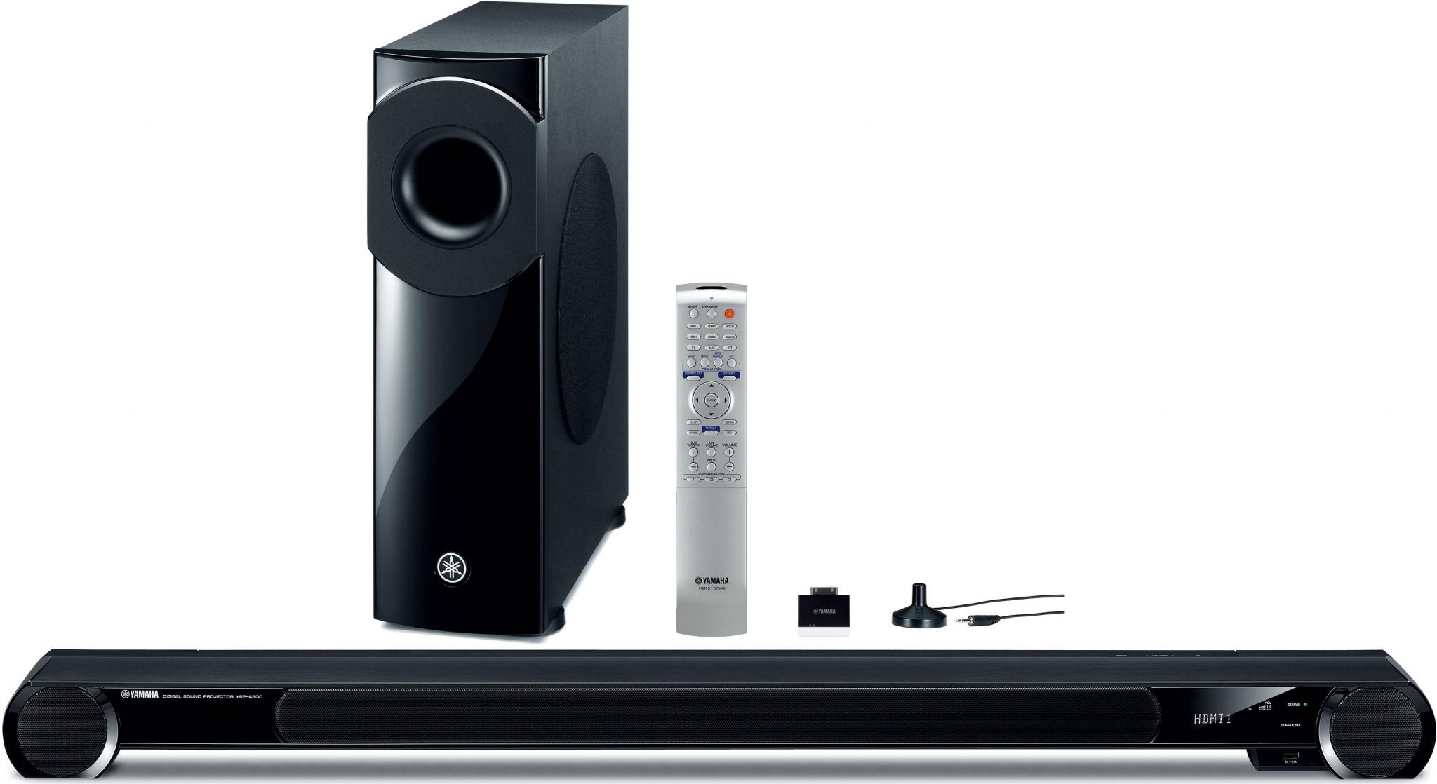 Yamaha YSP Soundbars: In Store and in Stock