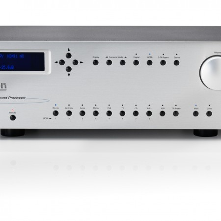 Lexicon MC-14 AV Processor, Scotland UK