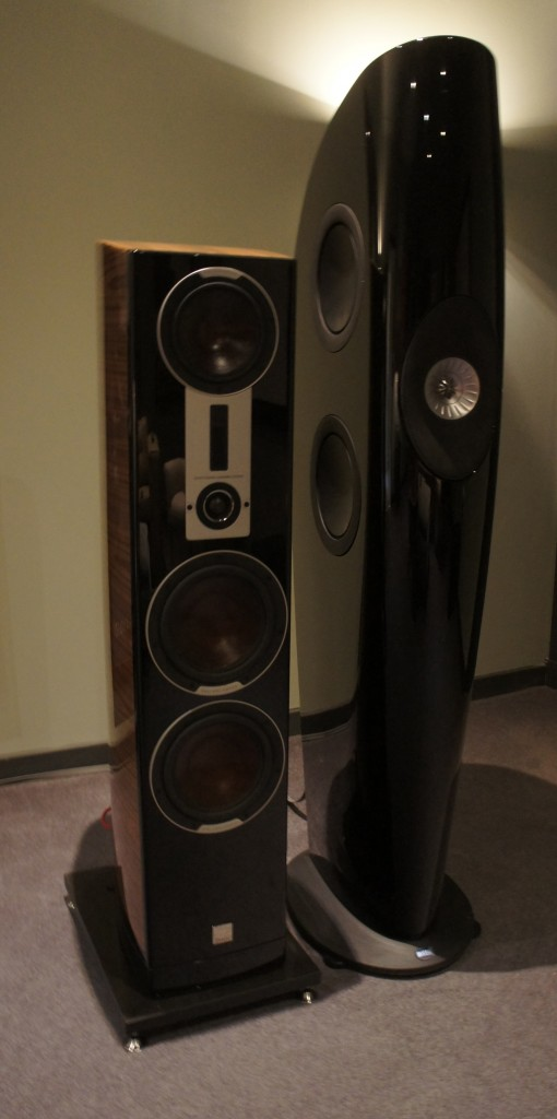 Hi-Fi Room: KEF Blade vs Dali Epicon 8 - HomeSound, Hifi, Audiophile