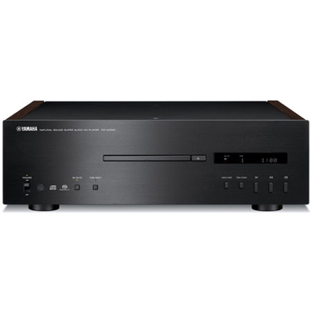 Yamaha CD-S1000 CD Player, Scotland UK
