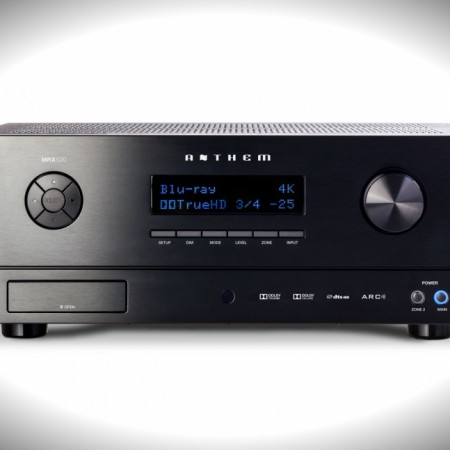 Anthem MRX 520 AV Receiver, Scotland UK