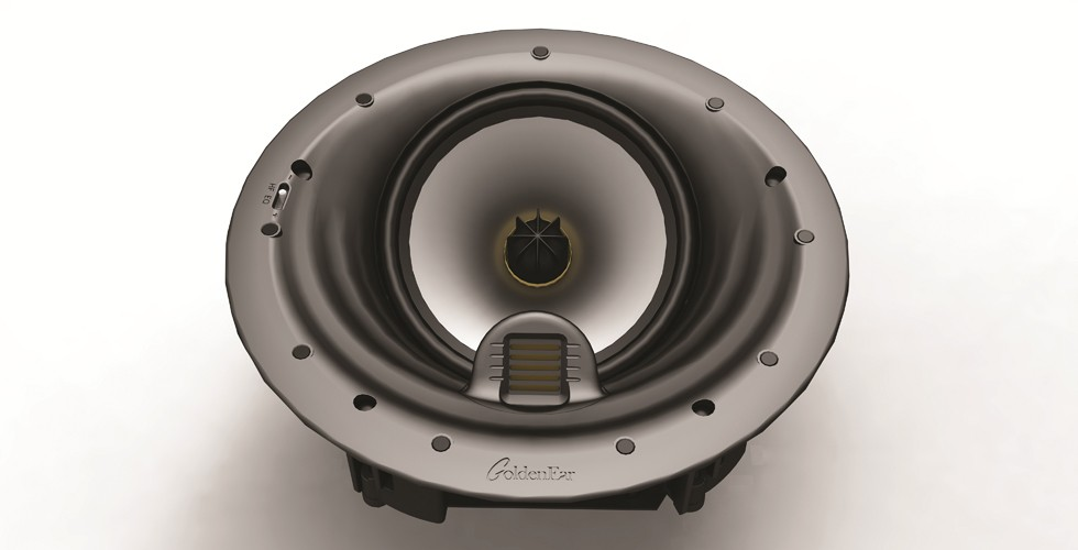 Goldenear Invisia HTR7000 In Ceiling Speaker, Scotland UK