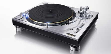 Technics SL-1200GAE Ltd Edition, Scotland UK