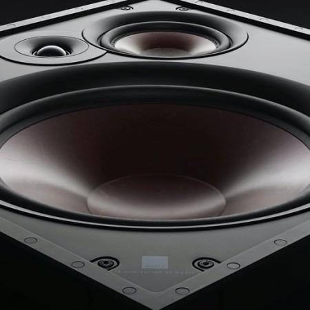 DALI Phantom H-120 Install Speakers, Scotland UK