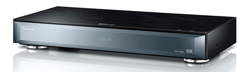 Panasonic DMP-UB900EBK 4K Player, Scotland UK