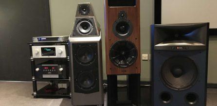 Big speakers, Scotland UK