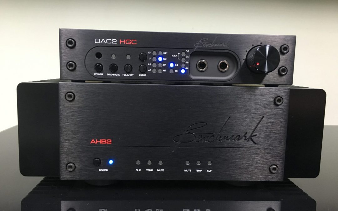 Hi-Fi Room: The Best Compact Hi-Fi? Now even better with the DAC3HGC