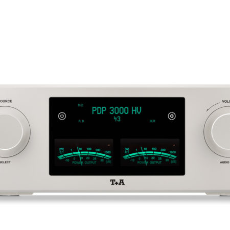 T+A PA 3100 HV Integrated Amplifier, Scotland UK