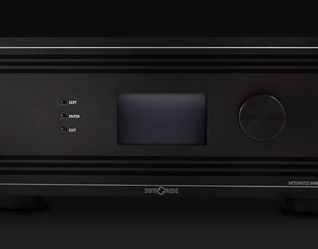 Storm Audio I.ISP 3D.16.12 16 Output Channel Integrated Immersive AV Processor, Scotland UK