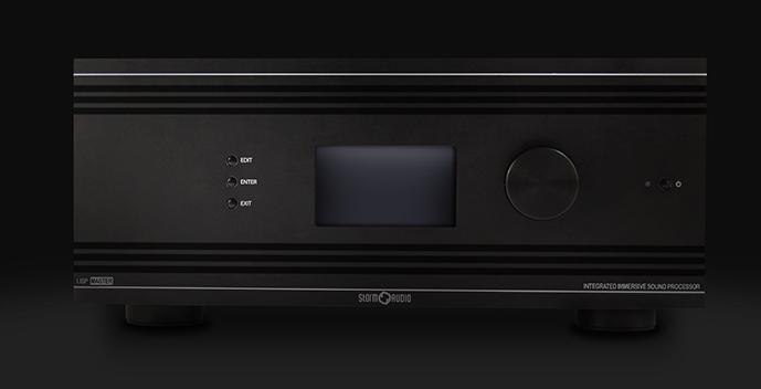 Storm Audio I.ISP 3D.16.12 16 Output Channel Integrated Immersive AV Processor, Scotland UK