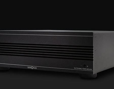 Storm Audio PA 8 ELITE 8 Channel High Power Amplifier , Scotland UK