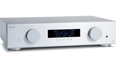 AVM Audio EVOLUTION A 3.2 Integrated Amplifier, Scotland UK