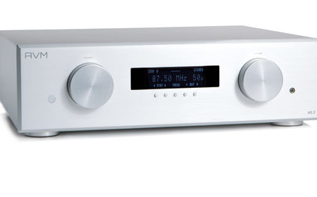AVM Audio EVOLUTION A 5.2 Integrated Amplifier, Scotland UK