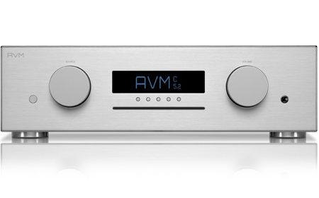 AVM Audio EVOLUTION C 5.2 Compact CD-Receiver, Scotland UK