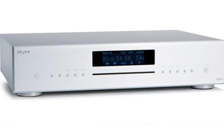 AVM Audio EVOLUTION CD 3.2 MK2 Upsampling CD-Player, Scotland UK