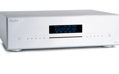 AVM Audio EVOLUTION CD 5.2 MK2, Scotland UK