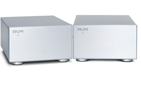 AVM Audio EVOLUTION MA 3.2S Mono Power Amplifier , Scotland UK