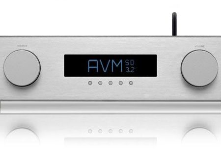 AVM Audio EVOLUTION SD 3.2 Preamplifier, Scotland UK