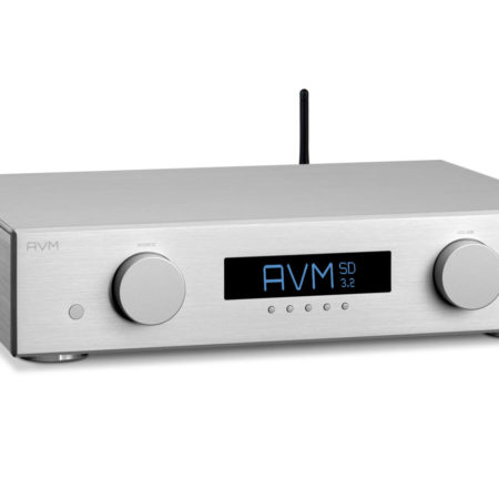 AVM Audio EVOLUTION SD 5.2 Preamplifier, Scotland UK