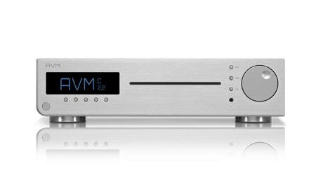 AVM Audio - INSPIRATION C 2.2 Compact CD-Receiver, Scotland UK