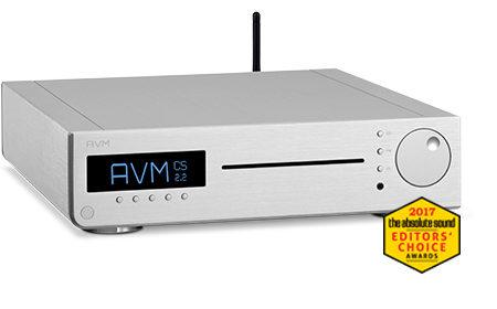 AVM Audio INSPIRATION CS 2.2 Compact Streaming CD-Receiver, Scotland UK