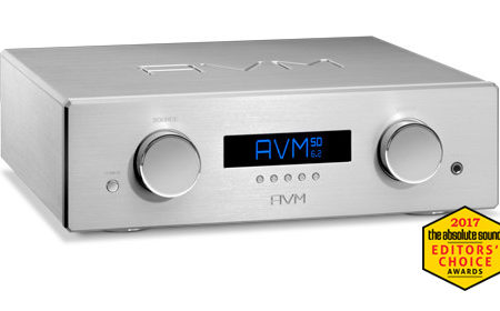 AVM Audio OVATION SD 6.2 Analog Pre-amplifier, Scotland UK