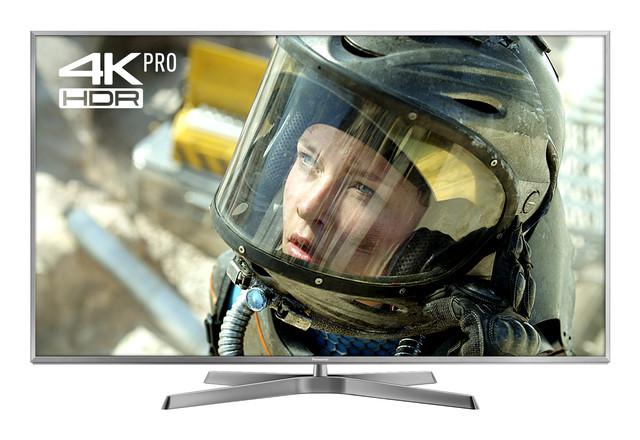 Panasonic TX-58EX750B Television, Scotland UK