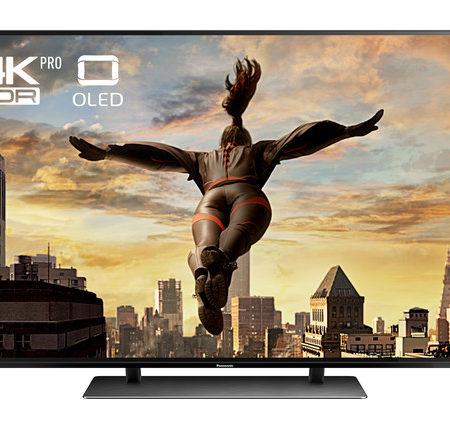 Panasonic TX-65EZ952B Television, Scotland UK