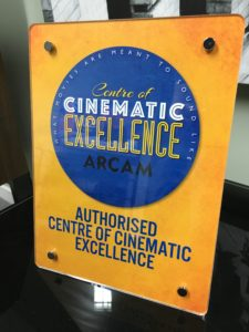 Arcam Cinema HomeSound, Scotland UK