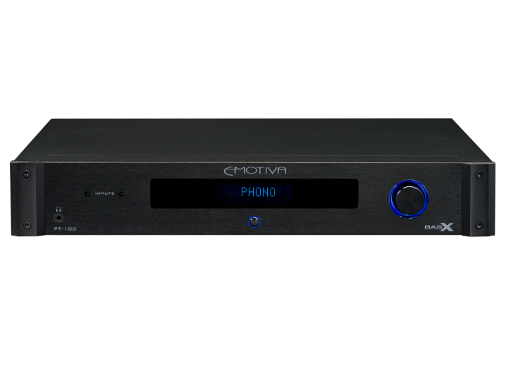 Emotiva BASX PT-100 Stereo Preamplifier, DAC Tuner, Scotland UK