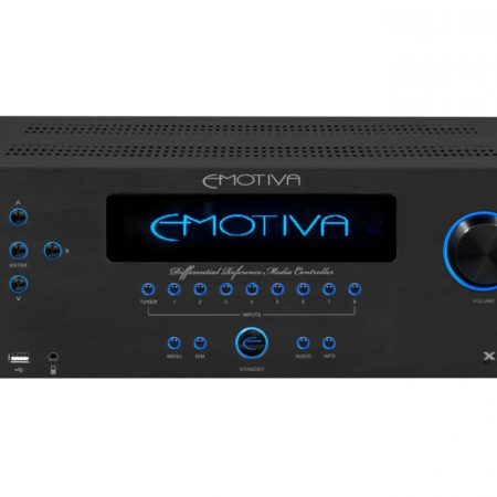 Emotiva XMC-1 7.2 CHANNEL AV Preamp, Scotland UK