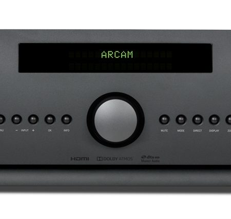 Arcam AVR850 AV Receiver, Scotland UK
