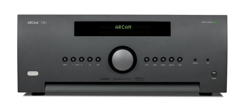 Arcam AVR850 AV Receiver, Scotland UK