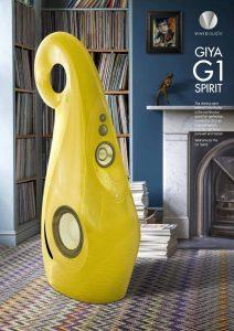 Vivid Audio Giya Series 2, Scotland UK