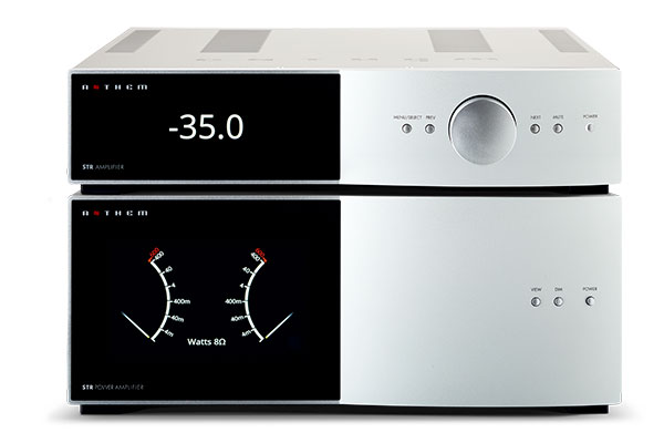STR Preamplifier, Scotland UK
