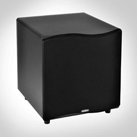 Velodyne Wi-Q 12 Inch Wireless Subwoofer, Scotland UK