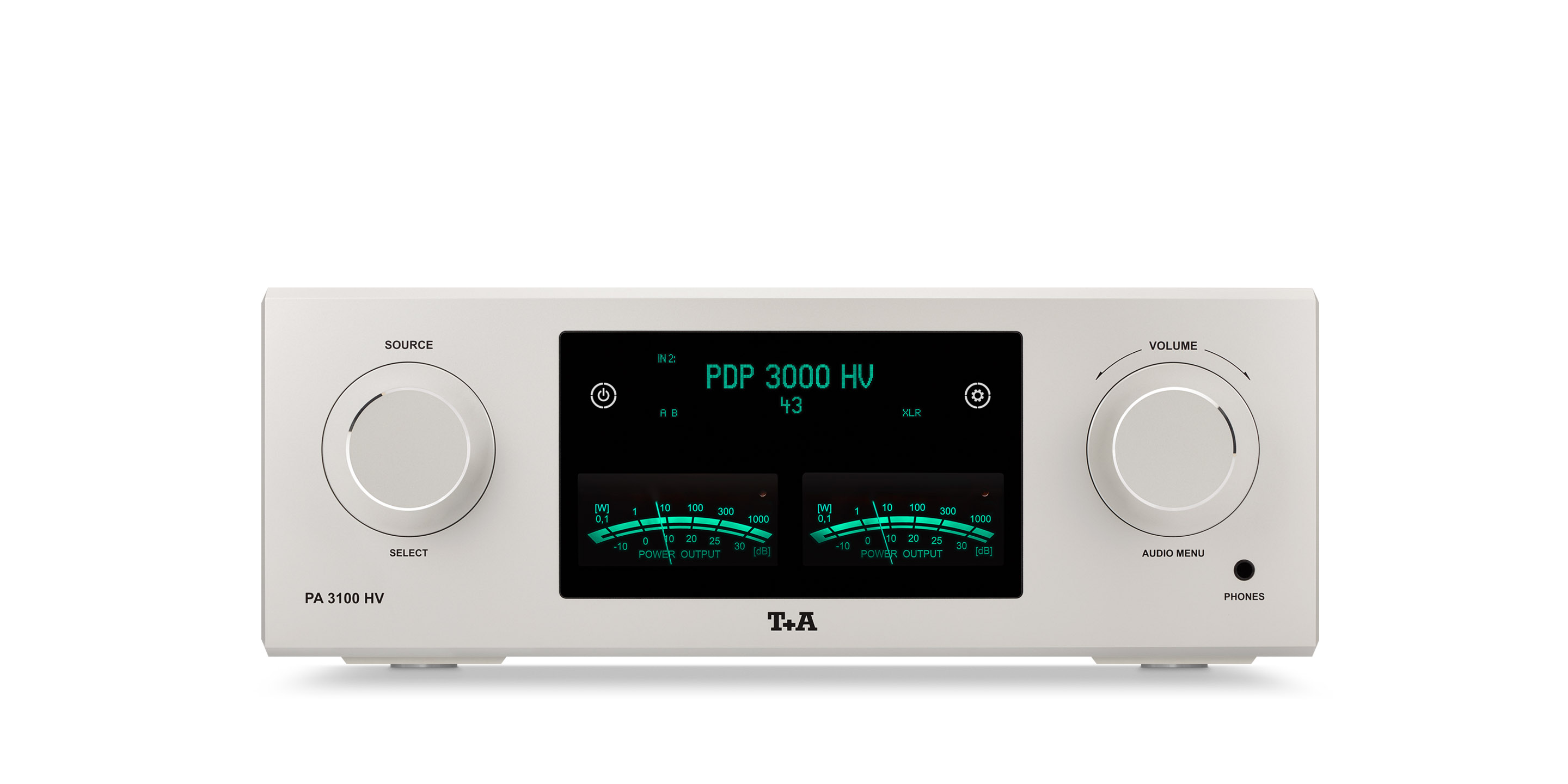 T A PA 3100 HV Integrated Amplifier - HomeSound, Hifi